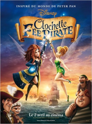 CLOCHETTE ET LA FEE PIRATE Cloche10