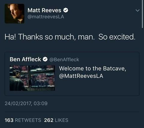 The Batman de Matt Reeve avec ? - Page 5 16865110