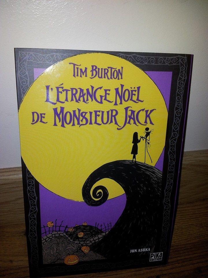 """Ma Collection """"L'étrange Noël de Monsieur Jack"""" 14881610"""