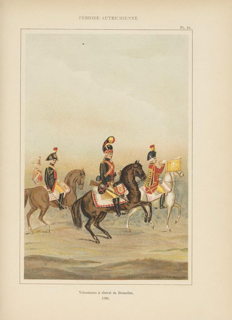 la Belgique de 1789 à 1815 0_724510