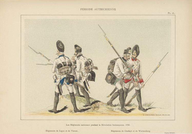 la Belgique de 1789 à 1815 0_724511