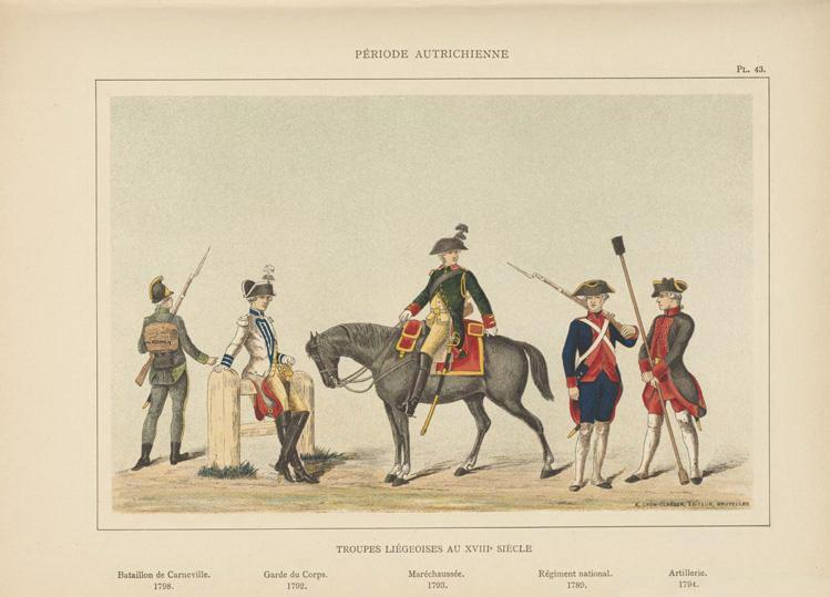 la Belgique de 1789 à 1815 0_724513