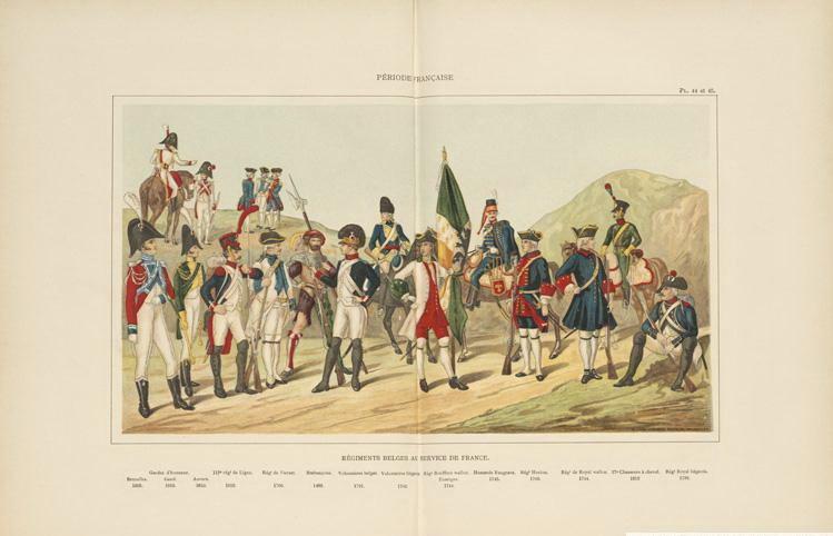 la Belgique de 1789 à 1815 0_724514