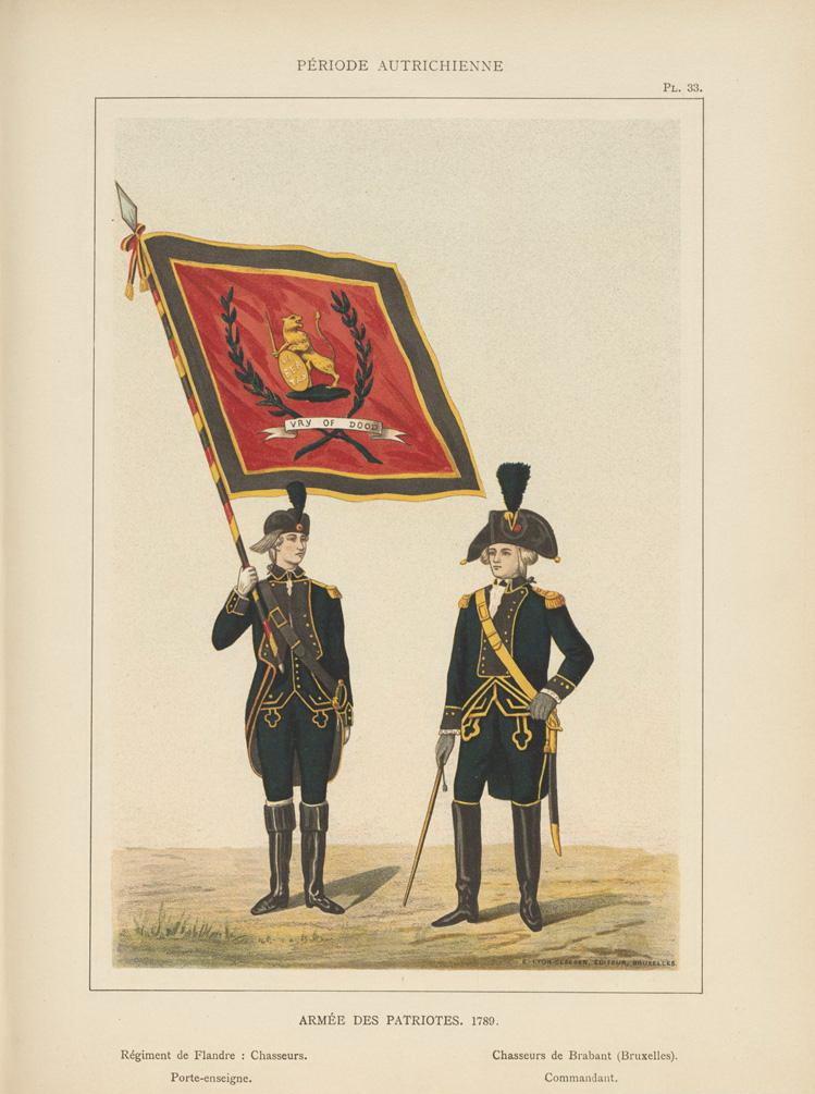 la Belgique de 1789 à 1815 0_724517