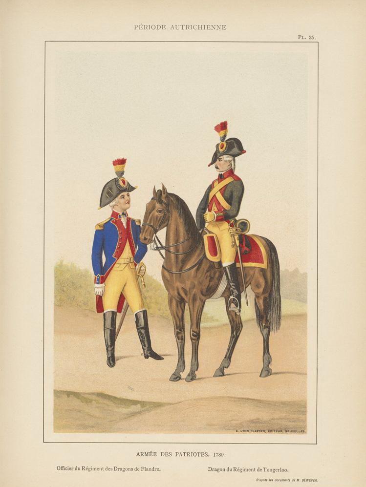 la Belgique de 1789 à 1815 0_724519