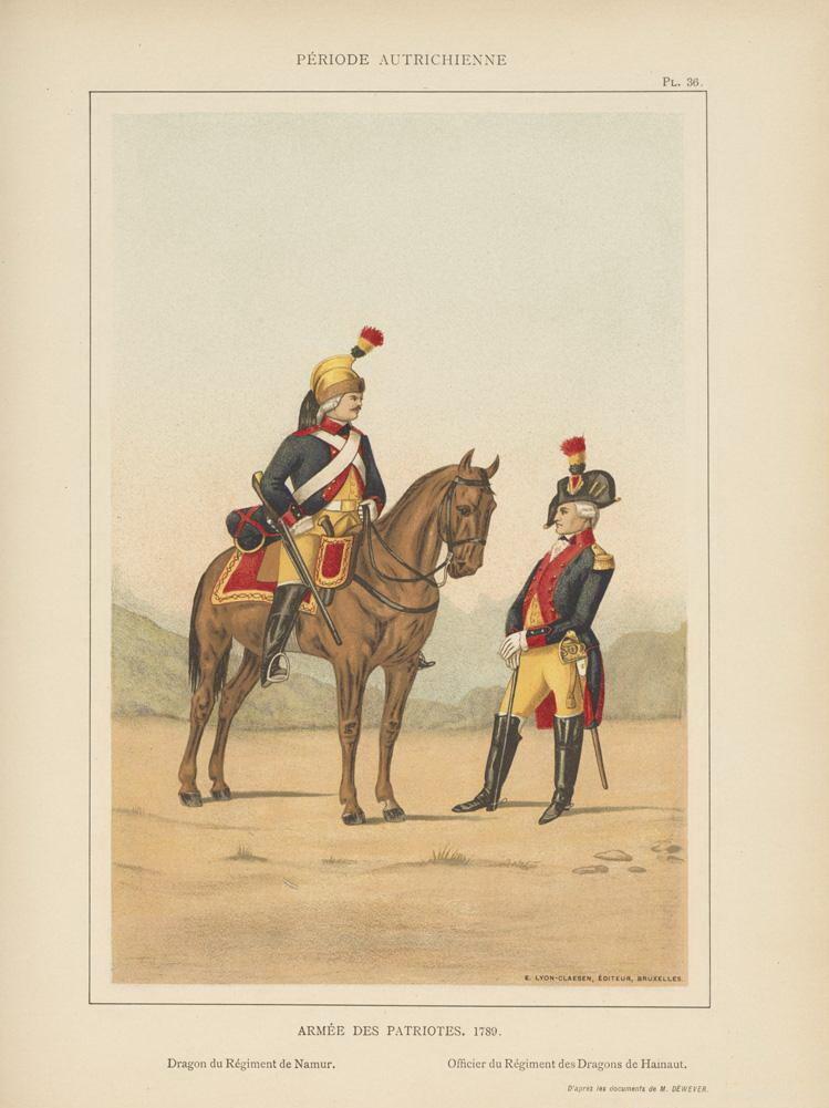 la Belgique de 1789 à 1815 0_724520