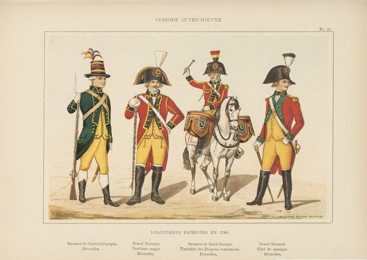 la Belgique de 1789 à 1815 0_724523