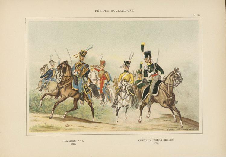 la Belgique de 1789 à 1815 0_724610