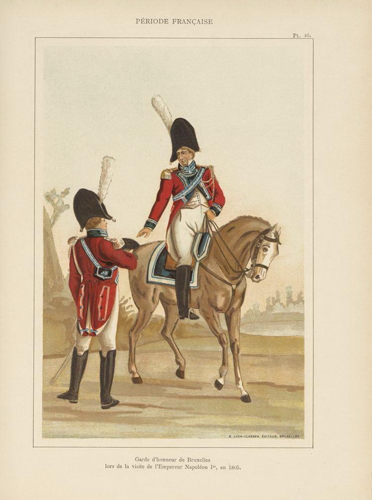 la Belgique de 1789 à 1815 0_724612