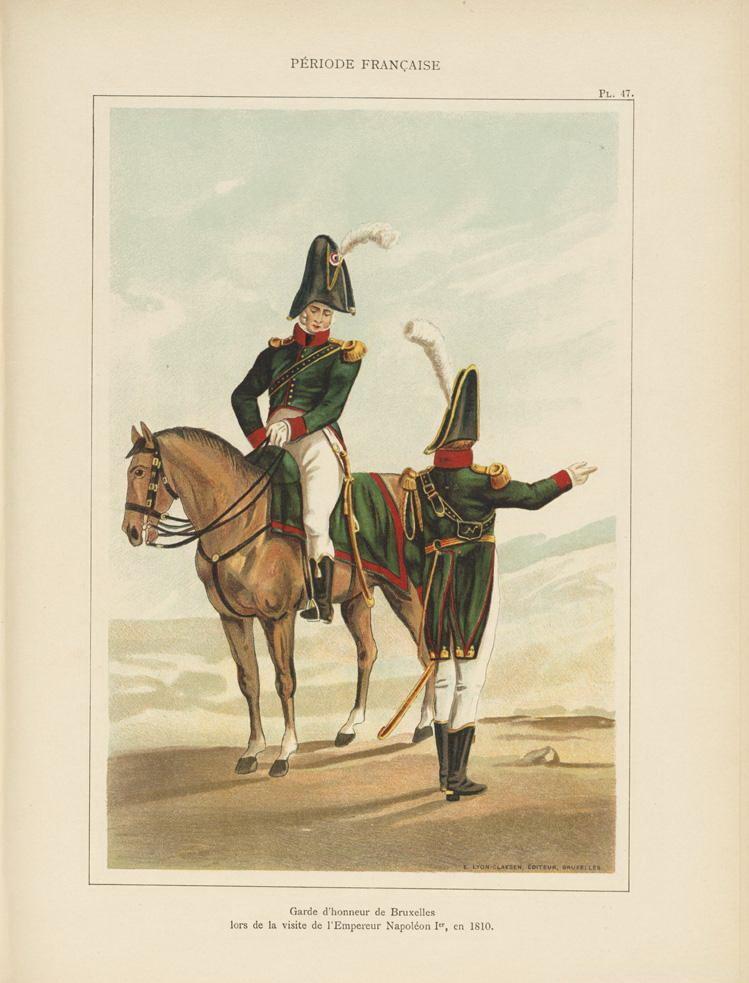 la Belgique de 1789 à 1815 0_724613