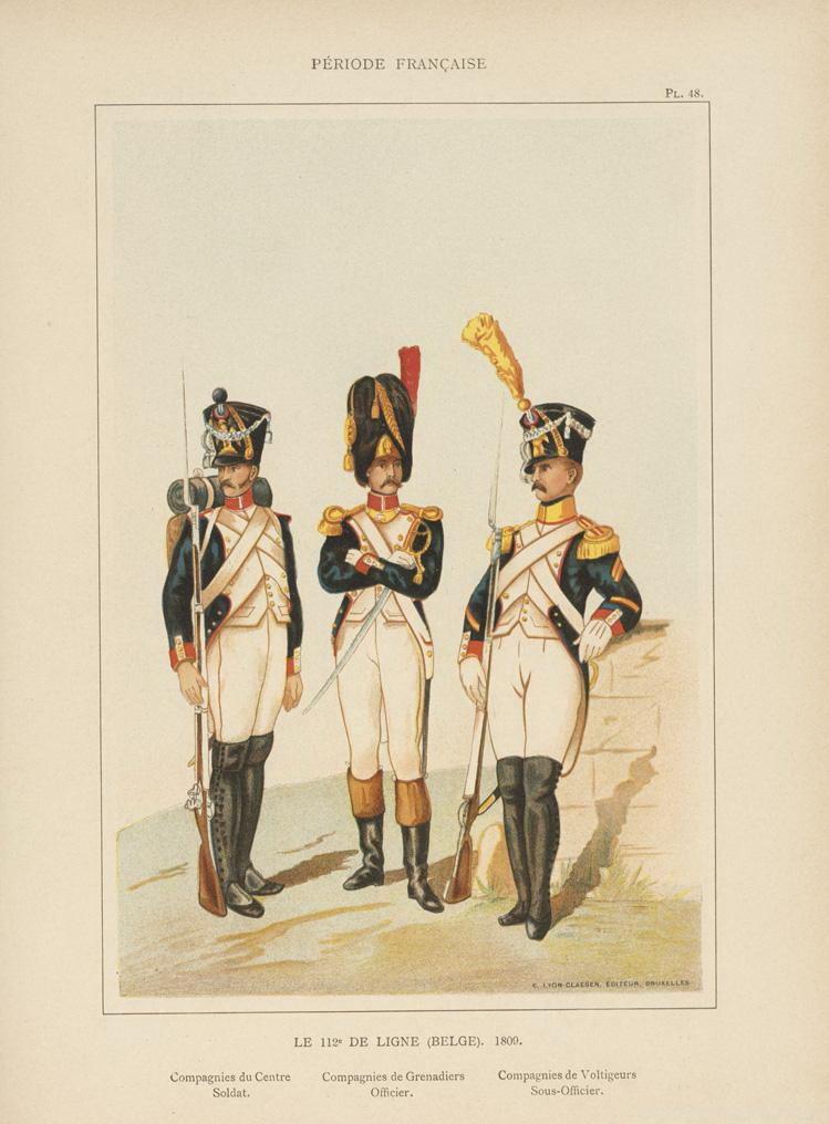 la Belgique de 1789 à 1815 0_724614