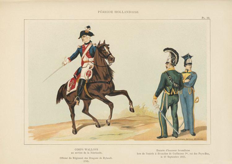 la Belgique de 1789 à 1815 0_724616