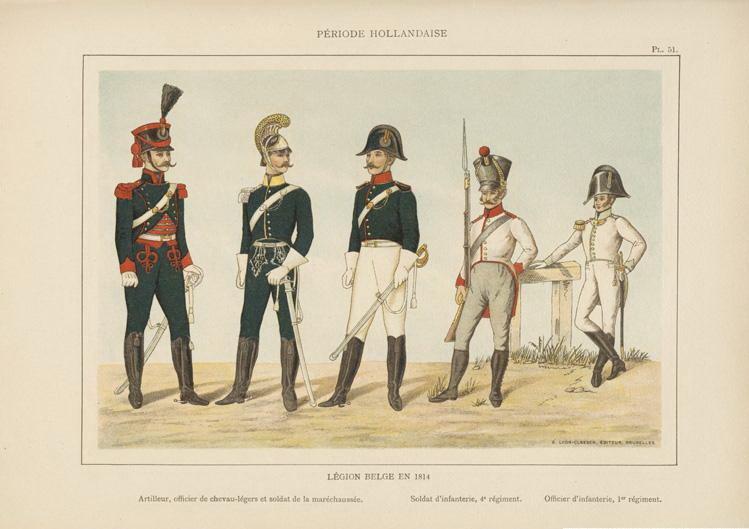 la Belgique de 1789 à 1815 0_724617