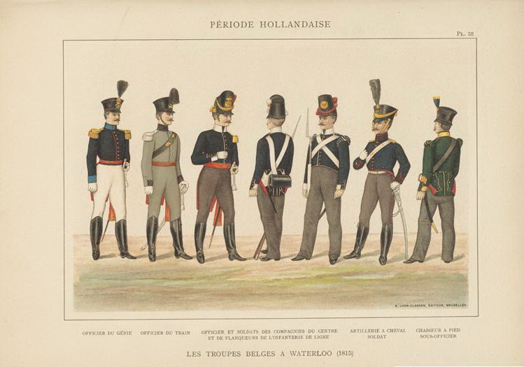 la Belgique de 1789 à 1815 0_724618