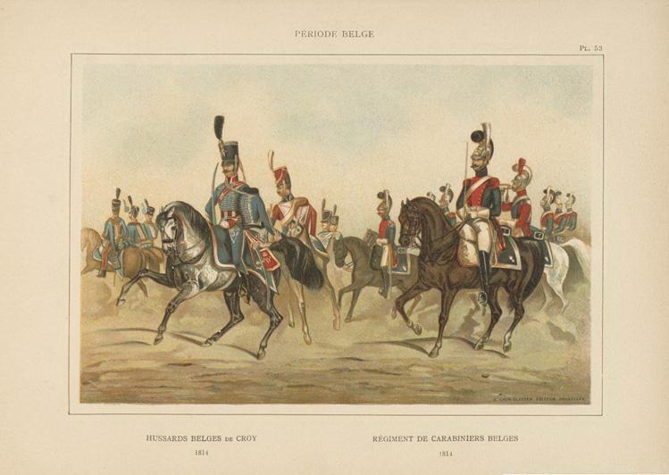 la Belgique de 1789 à 1815 0_724619