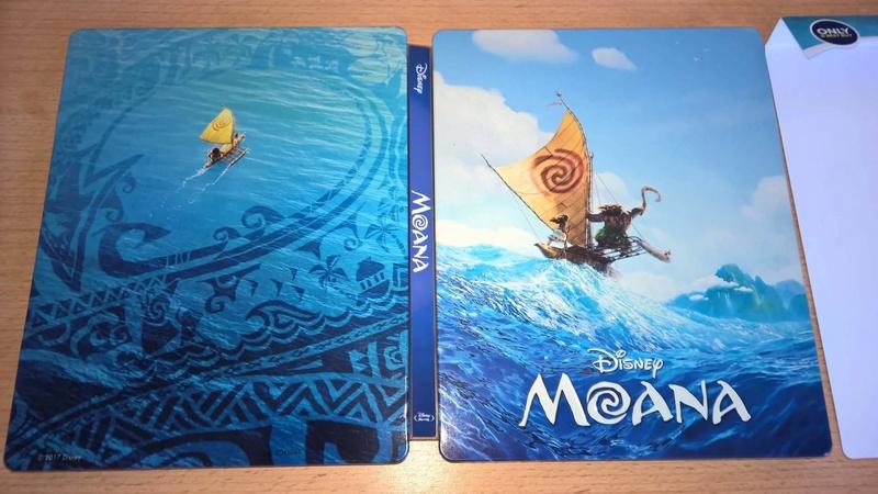 Les Blu-ray Disney en Steelbook [Débats / BD]  - Page 3 18379410