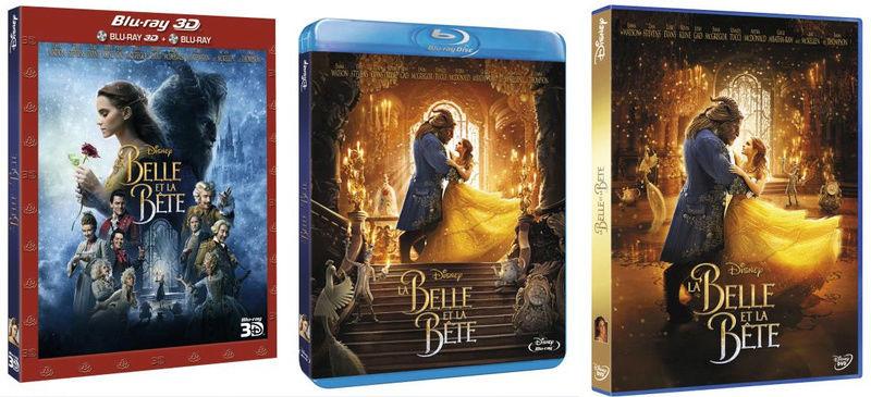 [BD 3D + BD + DVD] La Belle et la Bête (23 août 2017) Bb12
