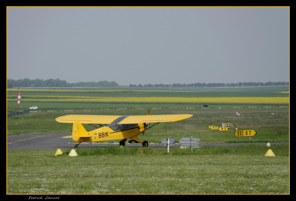 Aérodrome de Reims Prunay - Page 4 323