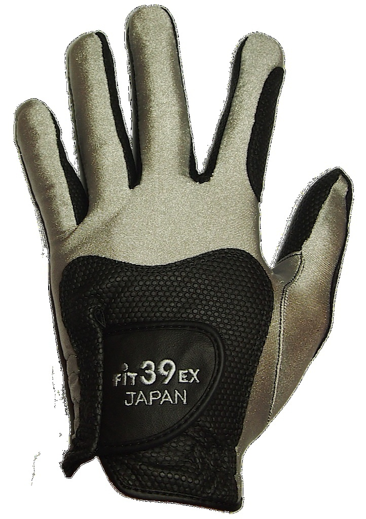 FIT39 Golf Gloves Silver11