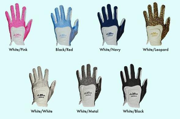 FIT39 Golf Gloves White13