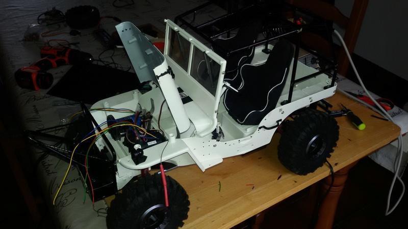 Jeep hasbro RC 20170417