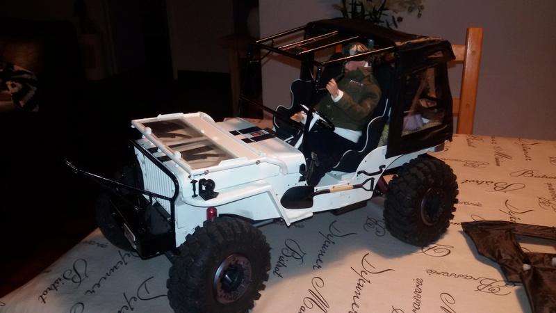 Jeep hasbro RC 20170418