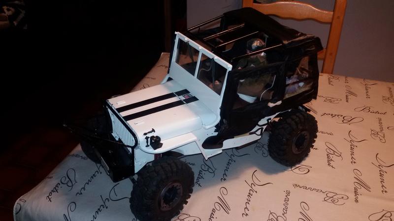 Jeep hasbro RC 20170419