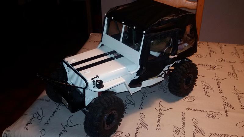 Jeep hasbro RC 20170420