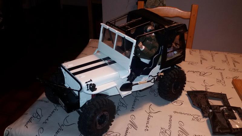 Jeep hasbro RC 20170421