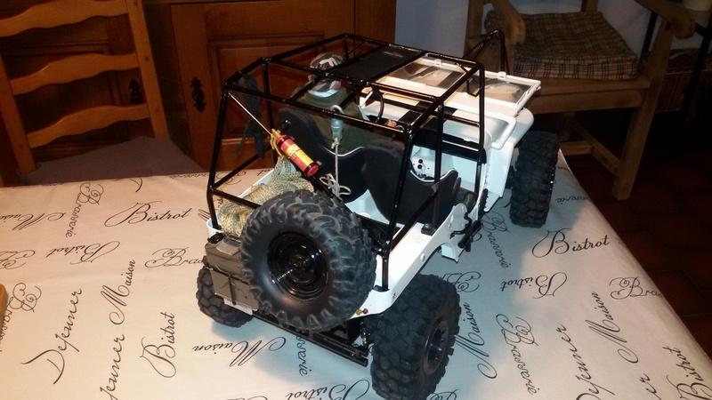 Jeep hasbro RC 20170426