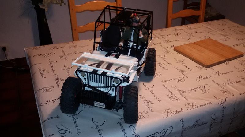 Jeep hasbro RC 20170427