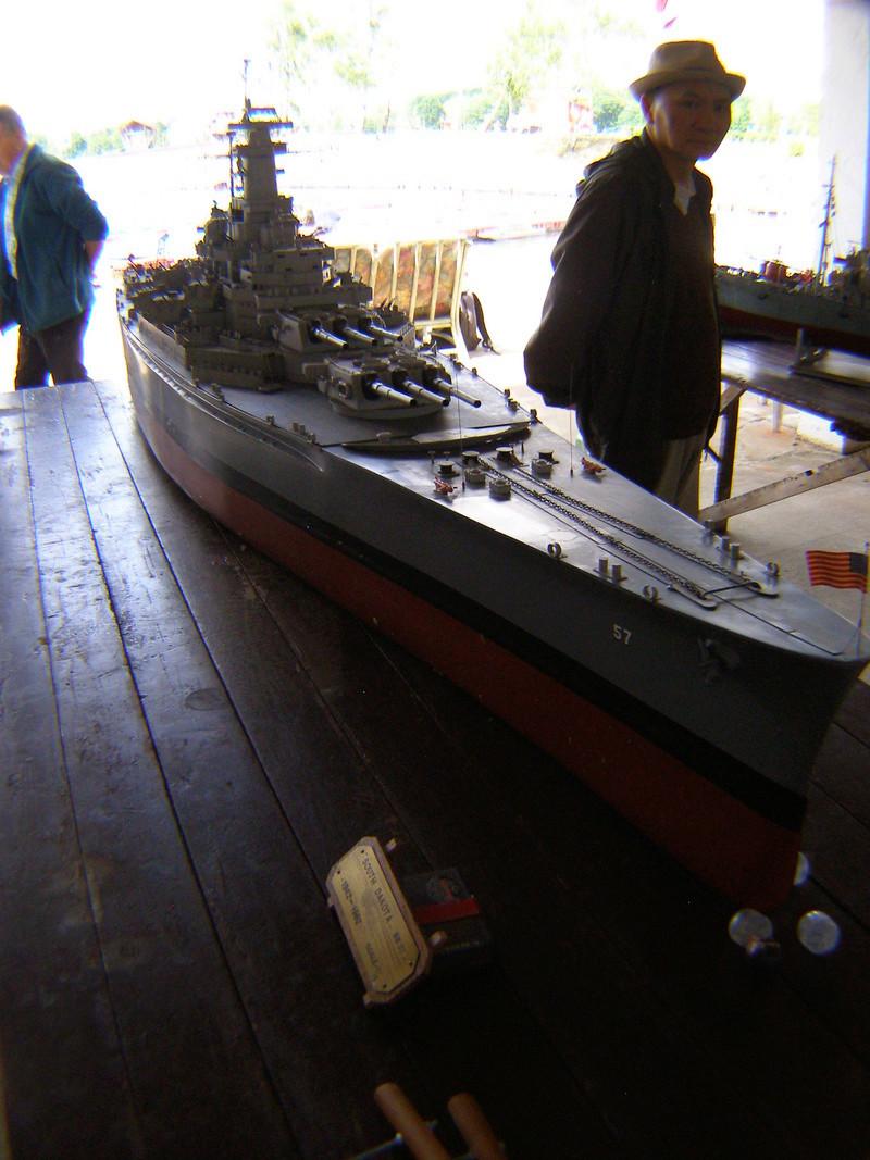 USS South Dakota P0210