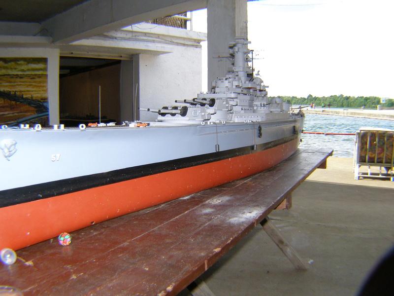 USS South Dakota P0410