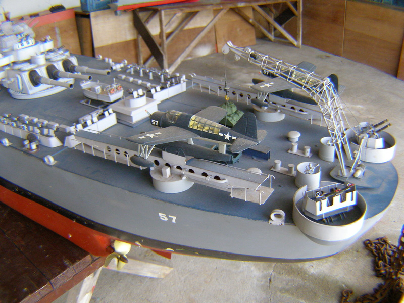 USS South Dakota P0510