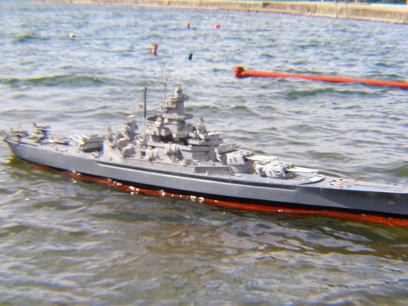 USS South Dakota P6043811