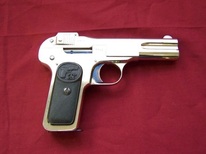 Pistolet FN 1899 100_4713
