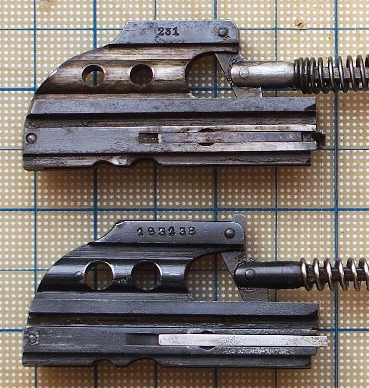Pistolet FN 1899 3677-b11