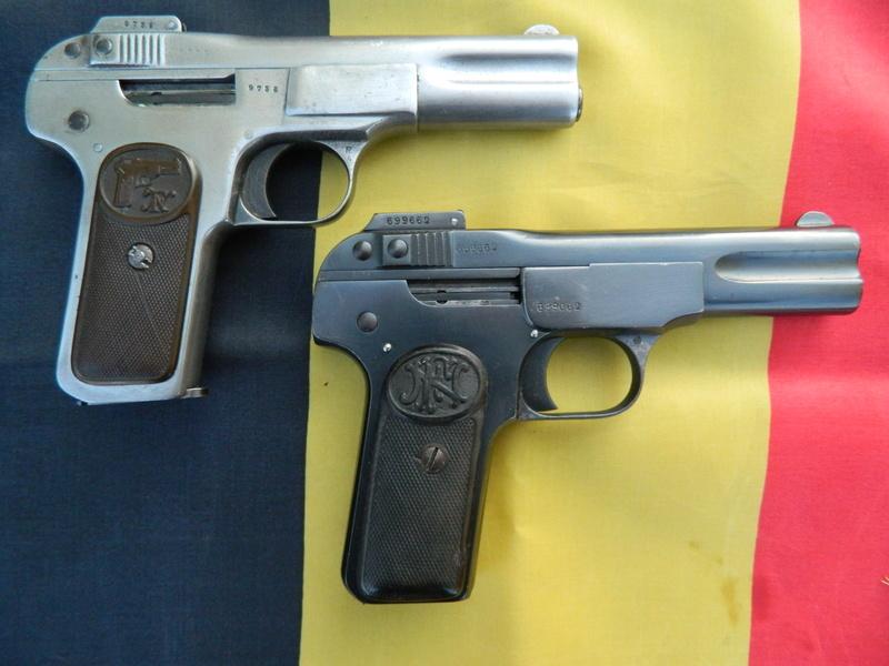 Pistolet FN 1899 Dscn7658