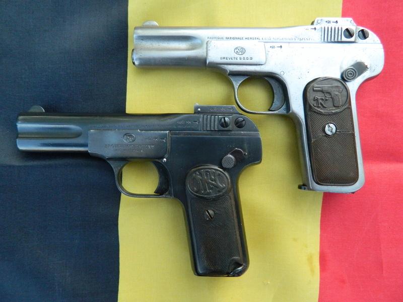Pistolet FN 1899 Dscn7662