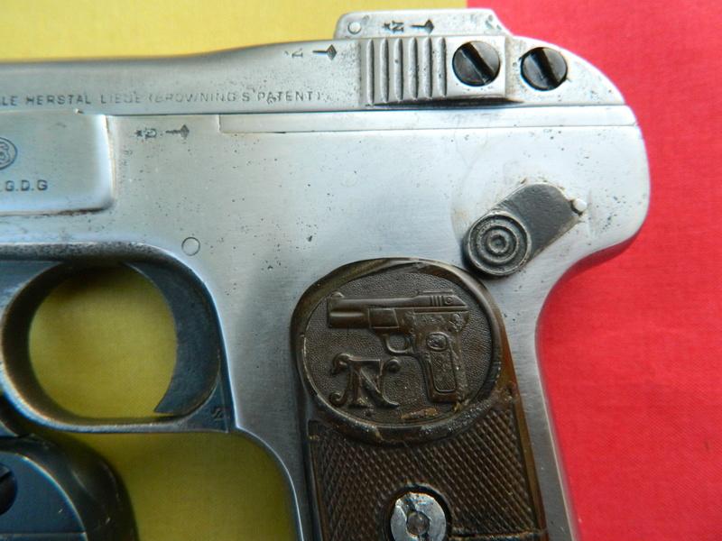 Pistolet FN 1899 Dscn7664