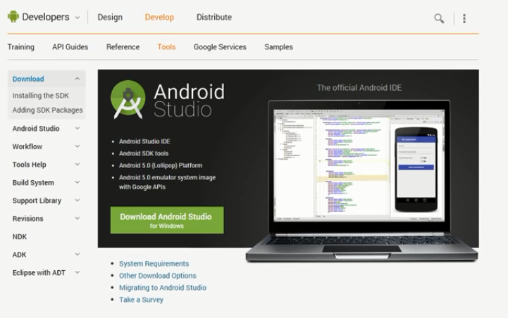 Tutorial: Android Studio setup guide Studio10
