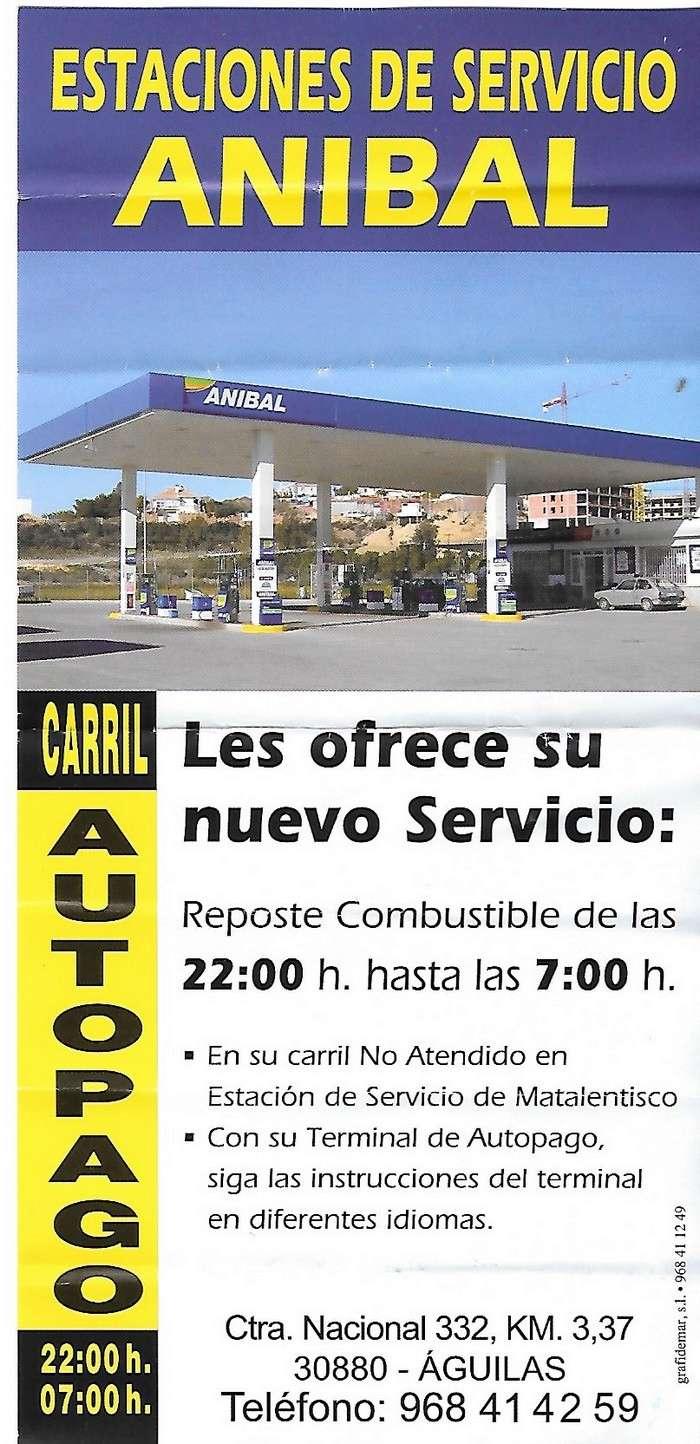 [ESPAGNE] Gaz propane chez Anibal à Aguilas Aguila13