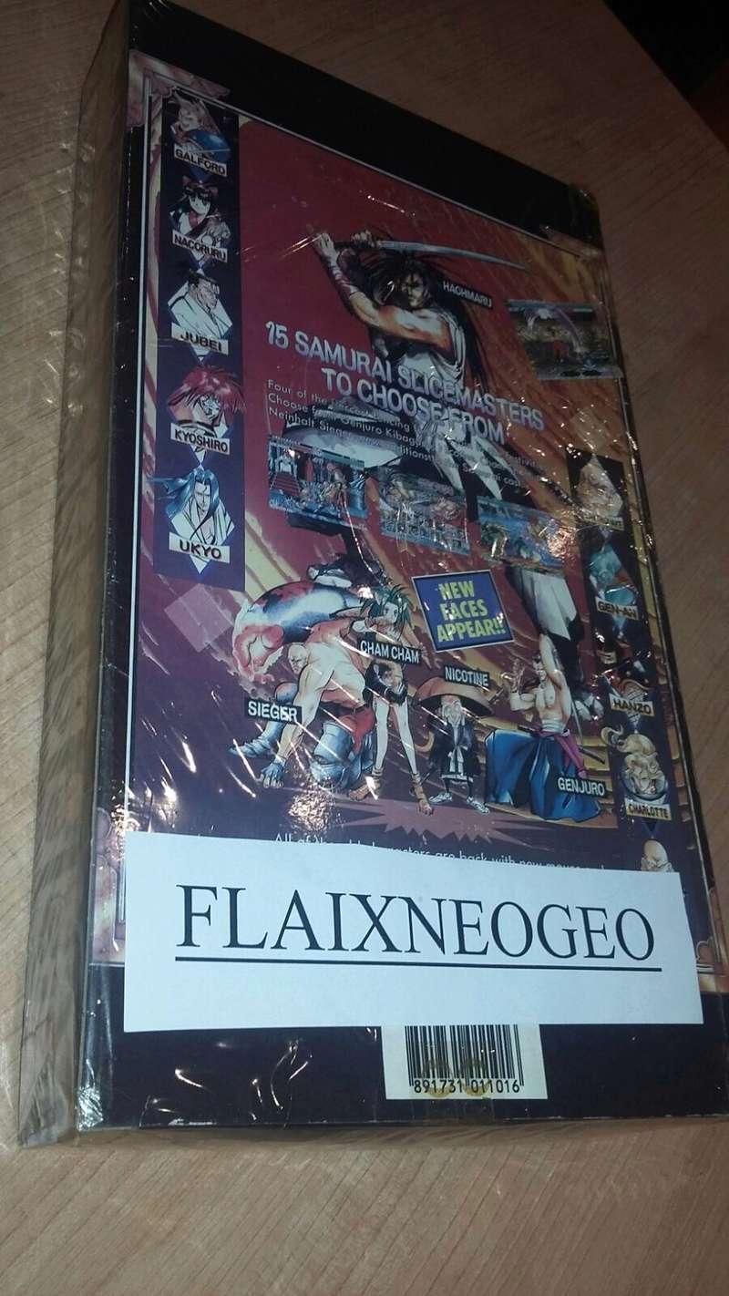 """Samurai Shodown 2 """"Cleaning Pack"""" Neogeo CD??? Img_5521"""