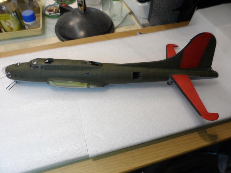 Boeing B-17G Monogram 1/48 3_1_110