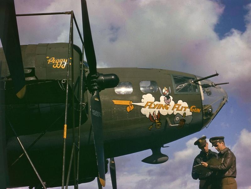 Boeing B-17G Monogram 1/48 B-17f-10