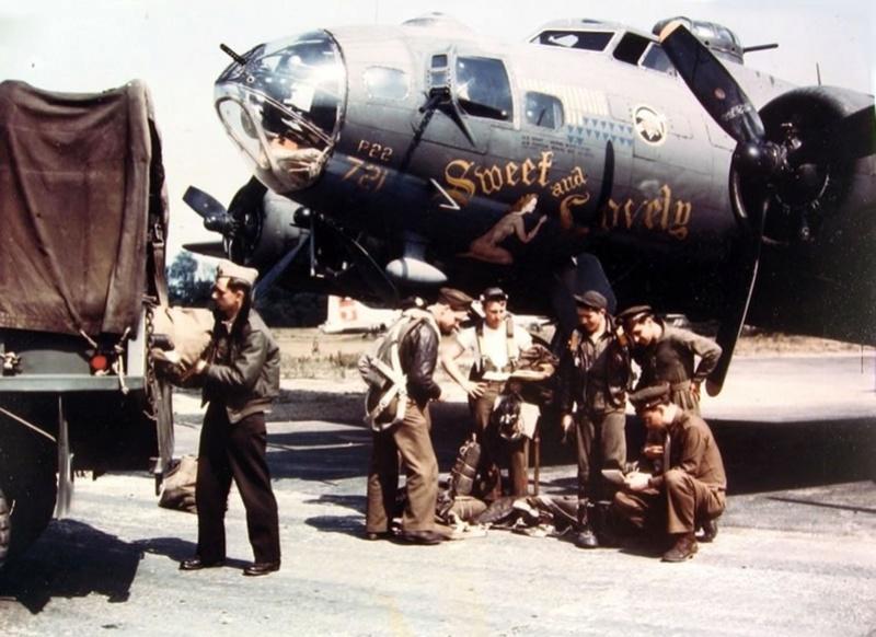 Boeing B-17G Monogram 1/48 B-17f-14