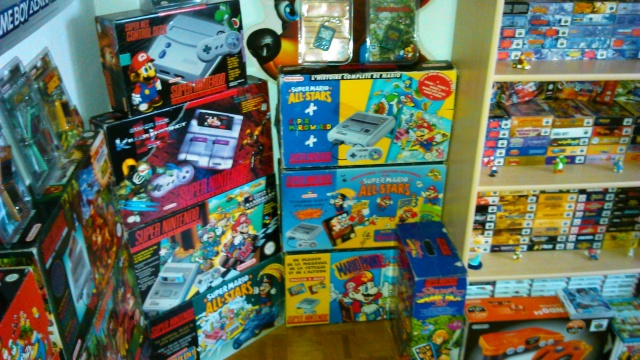 == World of Nintendo collection == < New gameroom p15> 03810