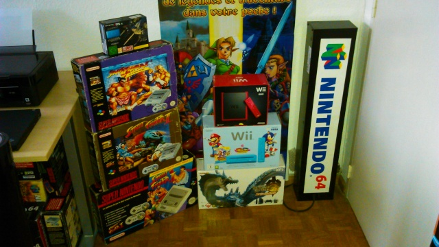 == World of Nintendo collection == < New gameroom p15> 04010