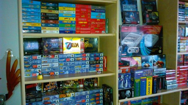 == World of Nintendo collection == < New gameroom p15> 04410