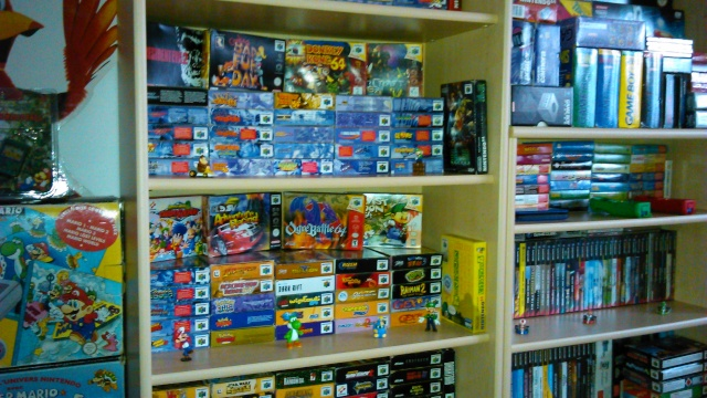 == World of Nintendo collection == < New gameroom p15> 04510